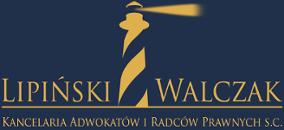 Nowoczesna kancelaria prawna – Lipiński & Walczak