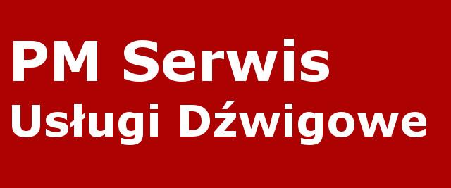 Usługi dźwigowe PM Serwis